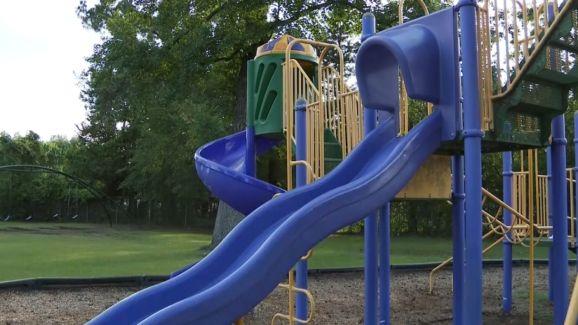 razor blades found on texas playground slide nbc 5 dallas fort worth
