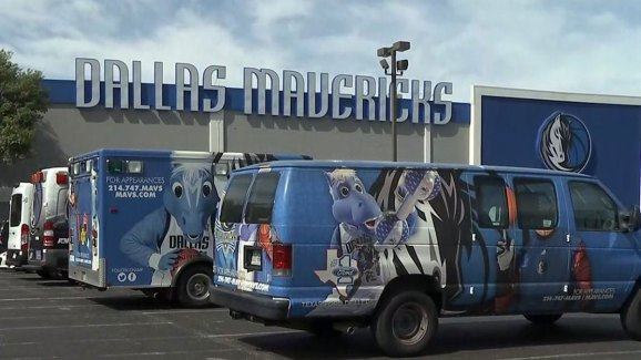 Mavs Staff Head To San Antonio For Dirk S Final Game Nbc