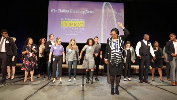 the dallas morning news top 100 places to work in dfw nbc 5