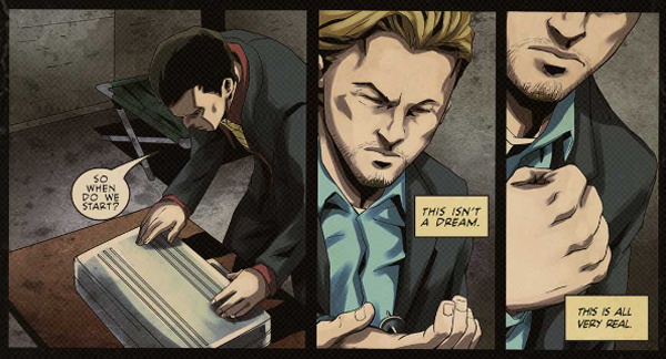 "Don't Read the ""Inception"" Prequel Comic Before Seeing ""Inception"""