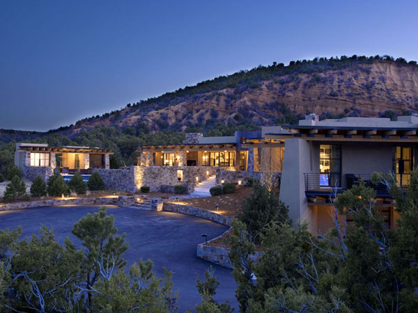 $13,500,000 for a Santa Fe Estate