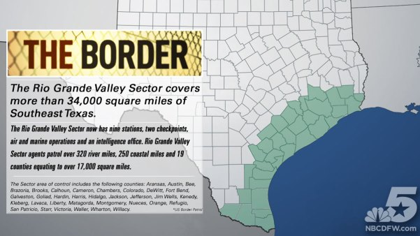 Texas-Mexico Border – 'The Last Stand' for the United States
