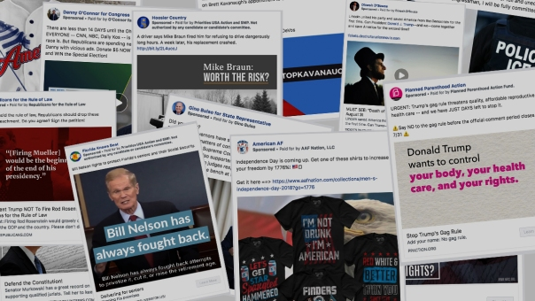 Interactive: See Political Ads Targeted to You on Facebook