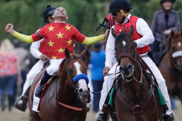 Justify Sweeps Horse Racing's Triple Crown