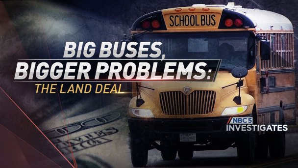 NBC 5 Honored With Peabody Award for Dallas County Schools Bus Investigation