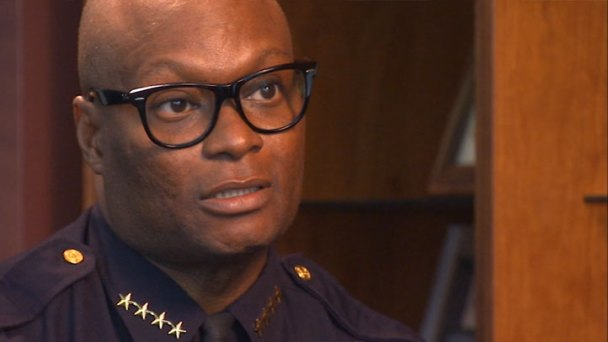 Chief Brown Talks with NBC 5 Investigates - Part 2