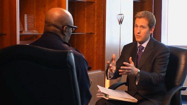 Chief Brown Talks with NBC 5 Investigates - Part 3