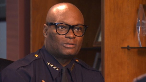 Chief Brown Talks with NBC 5 Investigates - Part 4