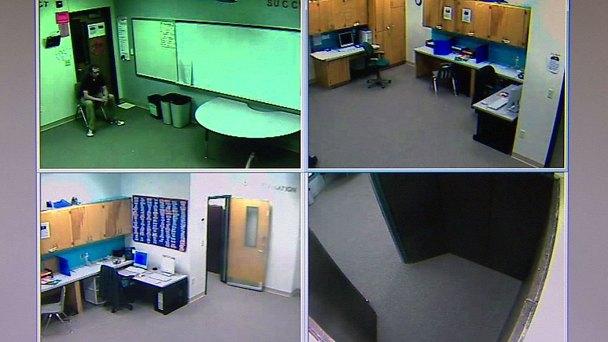 Video Provides Rare Glimpse Into Plano ISD Calm Room