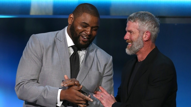 Favre, Stabler, Harrison, Greene, Pace, Dungy Voted to Hall