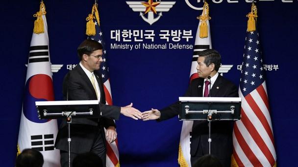 US, S Korea Postpone Joint Exercise Criticized by N Korea