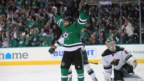 Patrick Eaves Could Return in Game 4