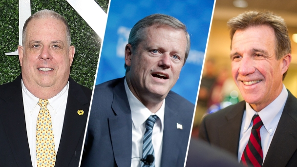 Secret of Three Popular GOP Governors: Don't Be Like Trump
