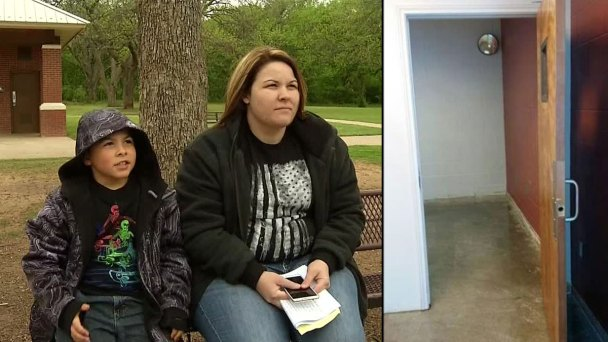"North Texas ""Scream"" Room Sparks Investigation"