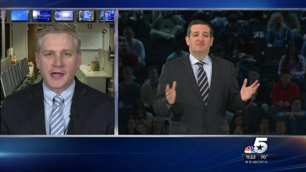 The DMN's Rudy Bush on Cruz for President