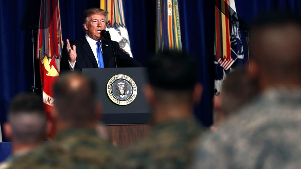 Trump Vows to Win the Seemingly Unwinnable War