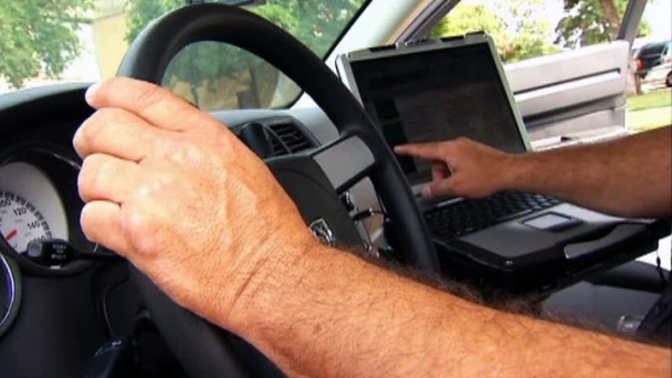 Distractions Lead to Frequent Officer Crashes