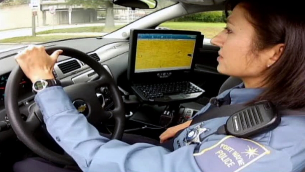 New Technology Could Stop Distracted Officer Crashes
