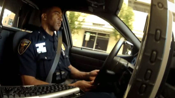 Fort Worth Police Ban Typing While Driving