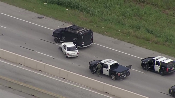 Police Chase Leads to Action Against Two Fort Worth Officers