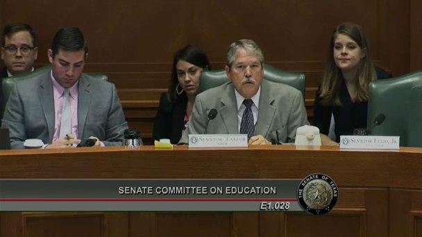 Senate Ed. Committee Votes to Dissolve DCS