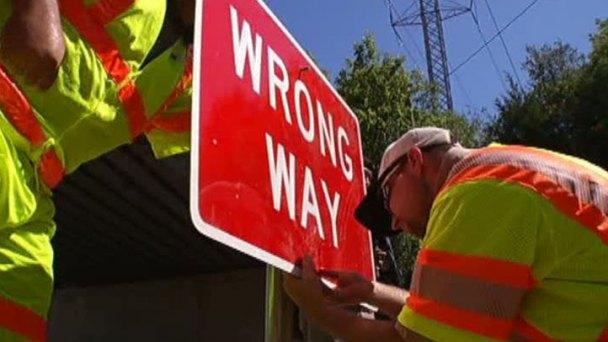 TxDOT Makes Improvements to Combat Wrong-Way Crashes