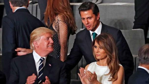 White House Shelves Tentative Plan for Mexican Leader Visit