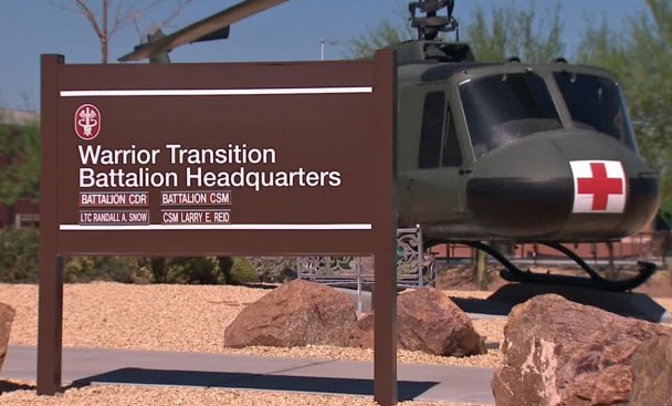 Army Investigates Fort Hood Warrior Transition Unit