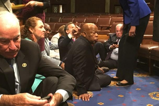 Democrats End Sit-In with No Vote on Gun Legislation