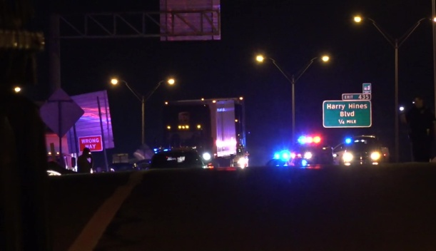 Southbound I-35E Reopens After Pedestrian Fatally Struck
