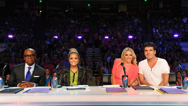 """X Factor"": Cowell Promises Never Before Seen Britney"
