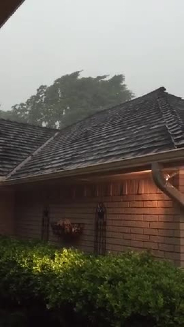 Benbrook storm