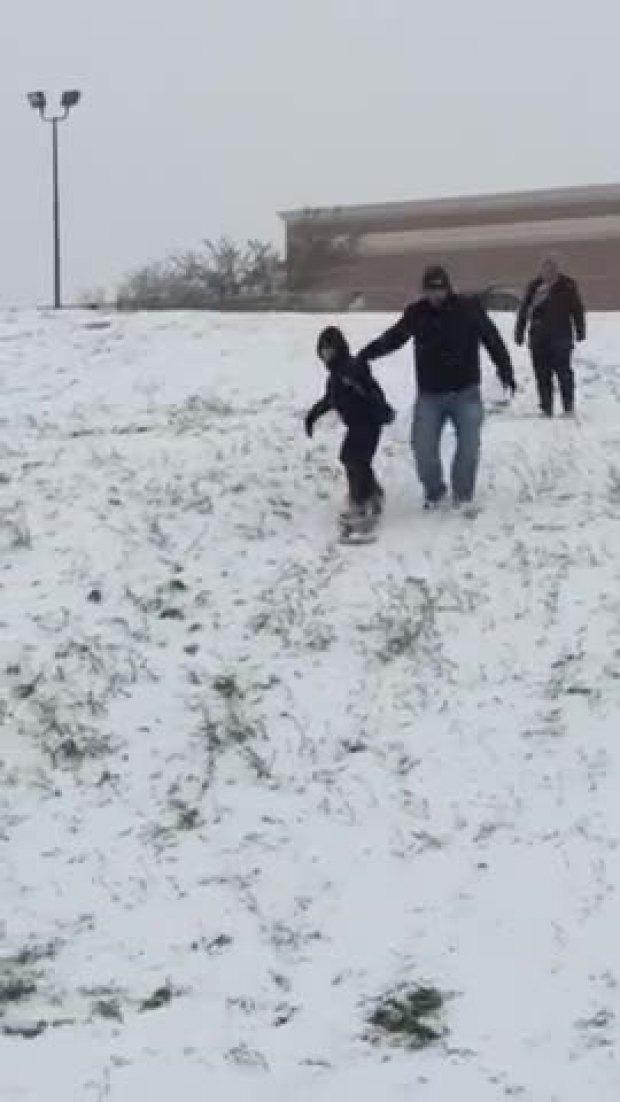 Snowboaring