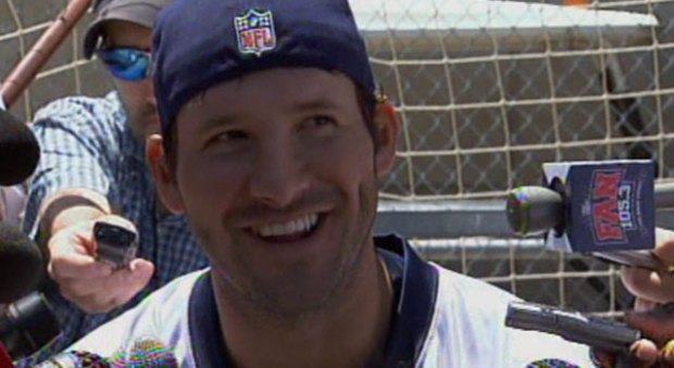 DFW Columnist Say Tony Romo The Best QB In The NFC East