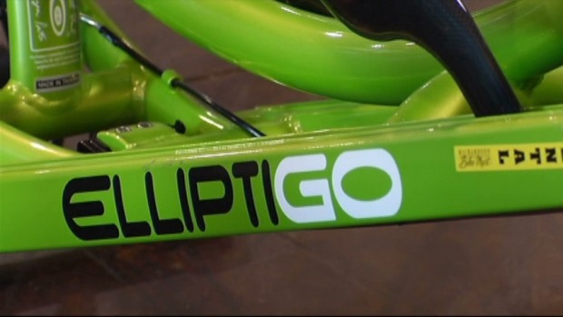[DFW] New Way to Workout, The ElliptiGO