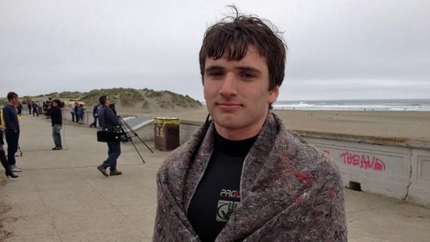[BAY] Teen Missing After Rogue Wave Hits San Francisco Beach