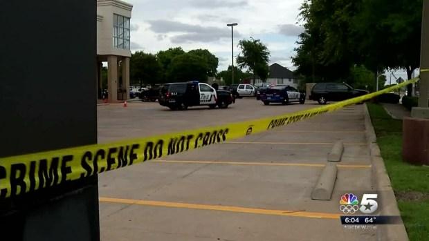 Suspect In Arlington Walgreens Shooting Arrested