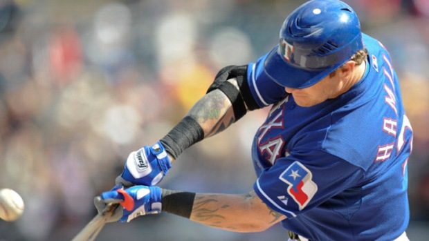 Hamilton, Rangers Rally to 7-6 Win