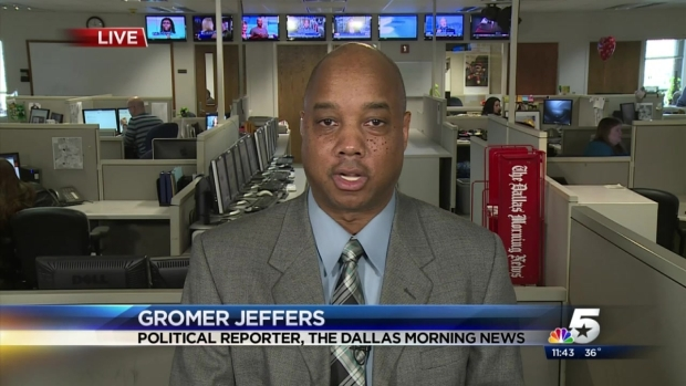 [DFW] DMN's Jeffers on Dallas GOP Convention Chances