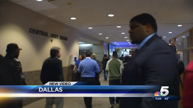 [DFW] Jury Selection Begins in Josh Brent Trial