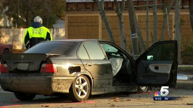 [DFW] Collision Kills One In Oak Cliff