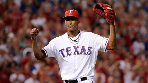 Rangers Pitchers Coming Back Quickly