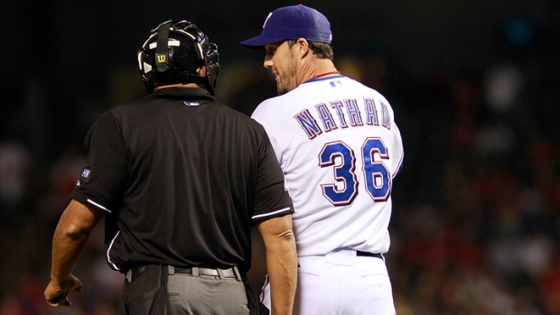 "Joe Nathan Blames Recent Struggles On ""Dead Arm"""