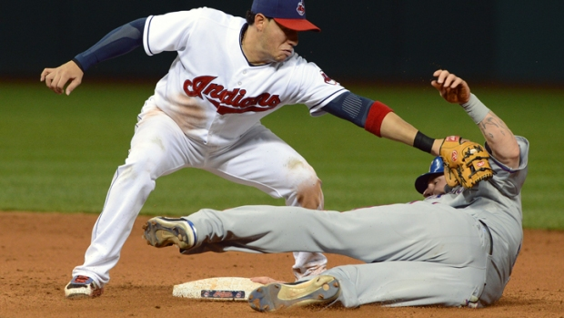 Rangers Lose Third Straight to Indians