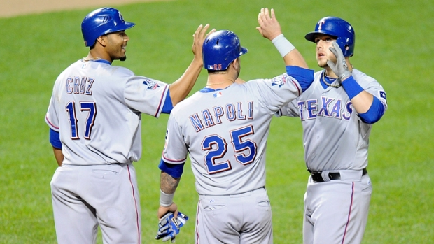 Rangers Clinch Playoff Spot