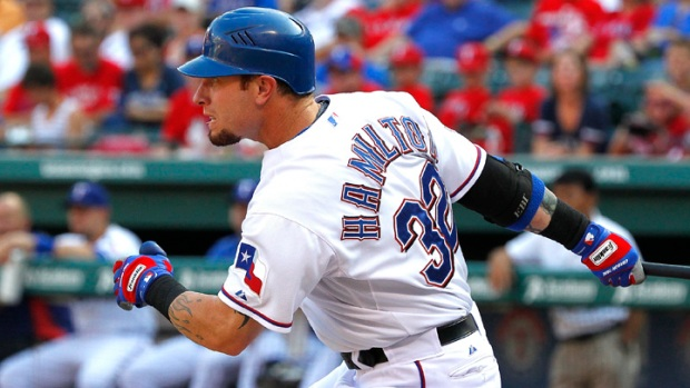 Josh Hamilton Will Hit 3rd In All-Star Game