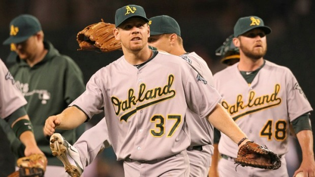On Deck: Rangers Vs. Athletics