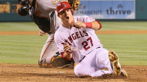 On Deck: Rangers at Angels
