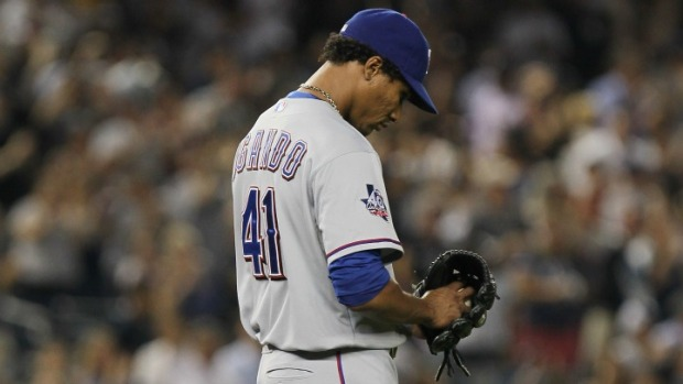Rangers Getting Lesson on Primacy of Pitching