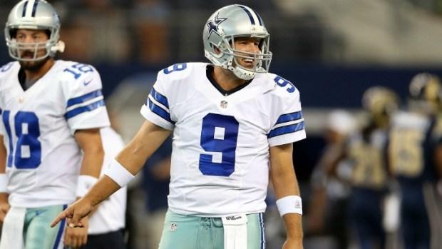 How Much Longer Can Tony Romo Go?